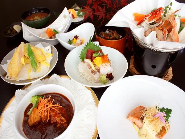 ☆ 秋のディナーコース ☆